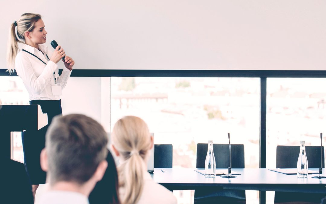 The Scary Art of Public Speaking